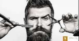 solicito estilista y barbero