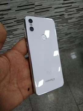 Vendo Motorola Moto one como nuevo entrego con cable de datos