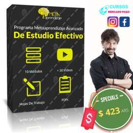 Programa Metaaprendizaje Avanzado Raúl Rodríguez