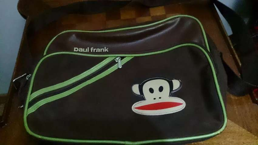 Vendo bolso de PAUL FRANK 0