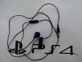 Audífonos Nuevos Originales Play 4