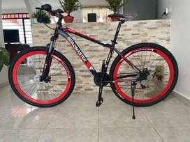 Bicicletas listas para estrenar rin 29