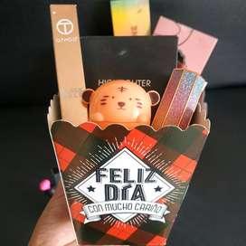 Regalo Día de la Madre Cajitas de Maquillaje Original