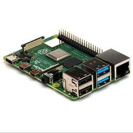 Raspberry Pi 4 Model B  de 4 GB de Ram