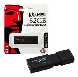 Memoria Usb Kingston 32gb Usb 3.1