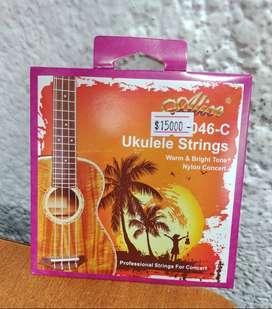 Encordado para  ukulele Alice y Ozeki