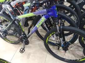 Bicicleta aluminio 24v link nuevas garantía 27.5