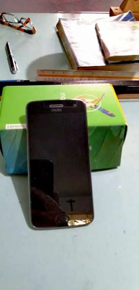 Vendo Motorola G5 plus