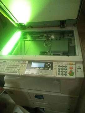 Vendo impresora ricoh 2020 D