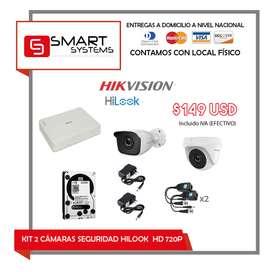 Cámaras de seguridad HD 1080p