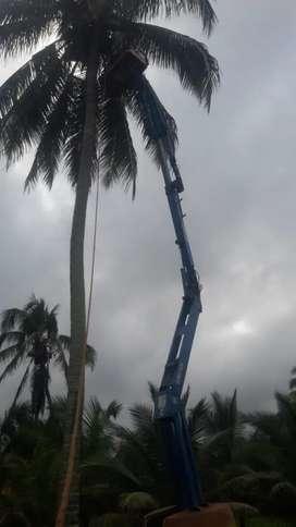 Elevador de altura de 25 metros