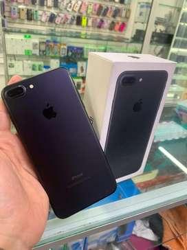 Iphone 7 plus 6 meses de uso precio negociable