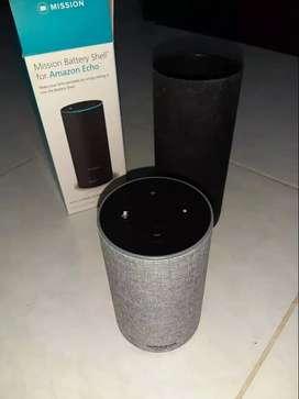 Vendo  Echo Alexa Amazon 2 generación y batería potable