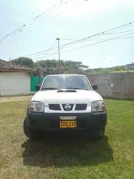 Camioneta Nissan Frontier 4x4