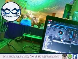 Alquiler de luces y sonido para fiestas y eventos especiales dj animación de 15 años, bautizos fiestas