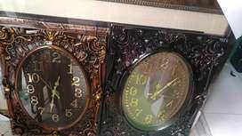 Reloj vintage de una pila dedo dos modelos