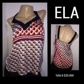 Blusas Ela  y studio f nuevas DESDE