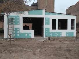 Drywall casas y oficinas