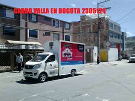 ALQUILER DE CARROS VALLA  EN BOGOTA