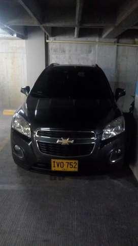 VENDO/PERMUTO  NEGOCIABLE Chevrolet tracker 2016