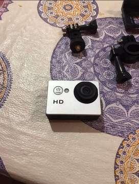 Camara deportiva HD 720p