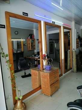Muebles salon de belleza