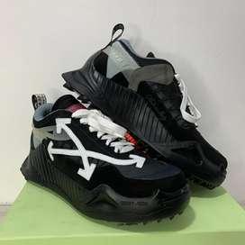Nuevas Zapatillas OFF WHITE CABALLERO