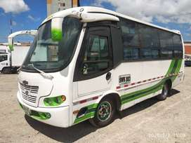 Dahiatsu  buseta 24 pasajeros servicio especial