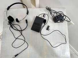 Auriculares con Amplificador