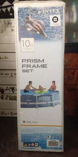 Pileta de lona INTEX prism frame set 4485 lts