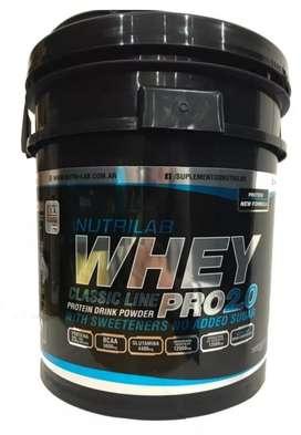 Whey Protein 5kl Nutrilab