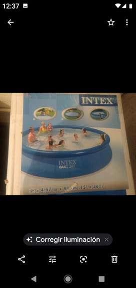 Vendo Pileta Intex