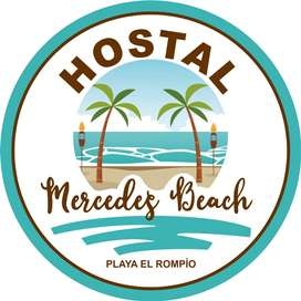 Hostal Mercedes Beach playa Rompio