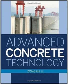 Libro Advanced Concrete Technology, Zongjin Li 2011 Ed Wiley