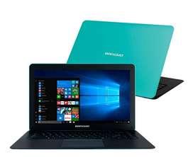 BANGHO CLOUD PRO NOTEBOOK 14 4GB RAM 64GB SUPER BARATA TODAS LAS TARJ! - tarj hasta 12 cuotas! local DIGIOFERTAS CBA