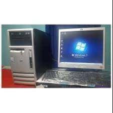 Computadora P4 3.0GHZ Doble Nucleo * 2gb ram * HD 80gb * DVD Mul * MONITOR LCD 15* TECLADO y MOUSE CEL 97187606O '''''''
