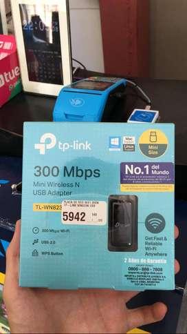 Placas wifi usb