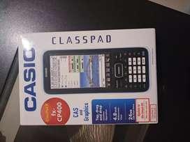 CASIO CLASSPAD II(fx-CP400) a color