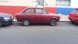 Fiat 850 full operativo