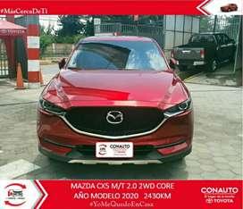 Mazda CX5 M/T 2.0 2WD CORE