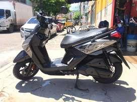 Moto Yamaha Bws XFI  Modelo 2019