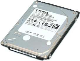 Disco Duro Toshiba Para Portátil