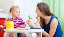 Servicio de niñera, asesorías y elaboración de tareas y manualidades