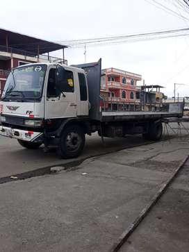 Hino ff de 9 toneladas