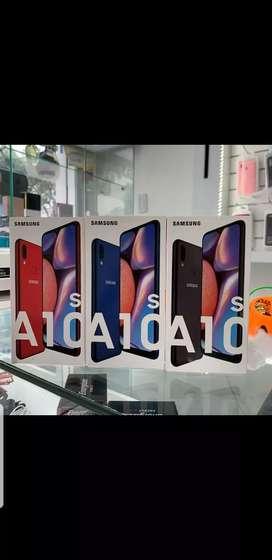 Vendo Samsung A10S nuevos