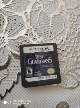 Rise of the guardians Nintendo DS