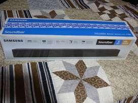SOUNBAR SAMSUNG - HW -N300, Flat Sound, 2ch