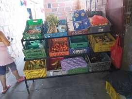 se vende instante para verduras