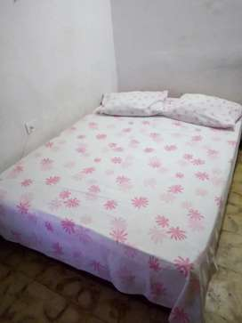 Se vende colchón ortopédico con base cama