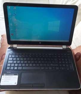 Venta de laptop HP